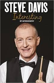 Merchandise: Steve Davis Interesting - Biographie auf deutsch