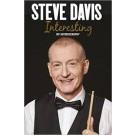 Merchandise: Steve Davis Interesting - Biographie auf deutsch - Signiert